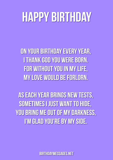 Birthday Poems - Cool Poems for Birthdays