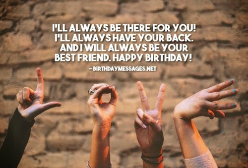 Friend Birthday Wishes - Birthday Messages & Images for Friends