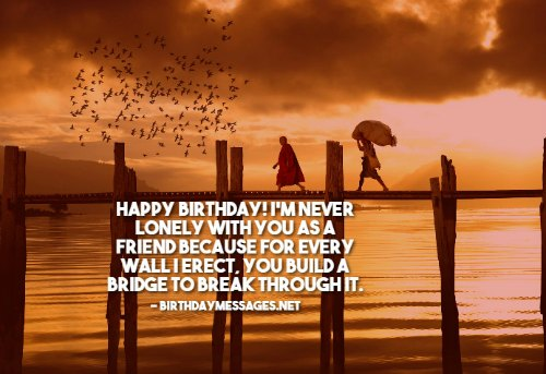 Friend Birthday Wishes - Inspirational Birthday Messages & Images for Friends