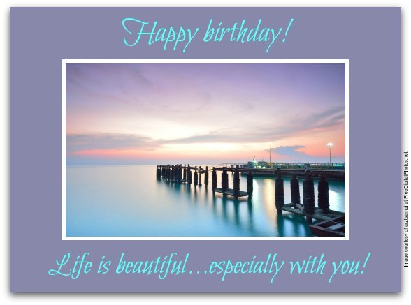 Sentimental Birthday Wishes - Heartwarming Birthday Messages
