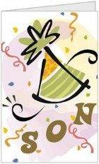 Son Birthday Cards
