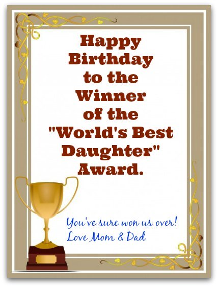 images of birthday wishes for daughter - photo #43