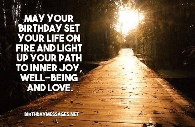 Birthday Wishes: Happy Birthday Message for Anyone, Any Age, Any Personality