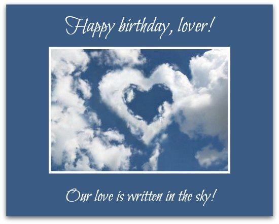 Boyfriend Birthday Wishes - Birthday Messages for Boyfriends