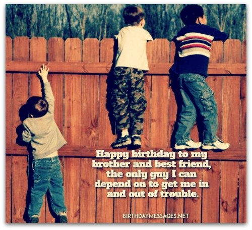 Birthday wishes birthday messages for brothers brother birthday wishes birthday messages for brothers voltagebd Gallery