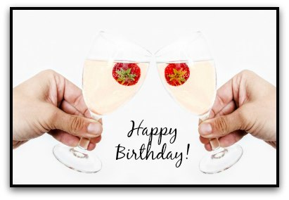 Clever Birthday Toasts - Birthday Messages