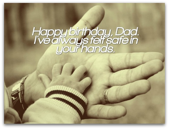 Dad Birthday Wishes - Birthday Messages for Dads