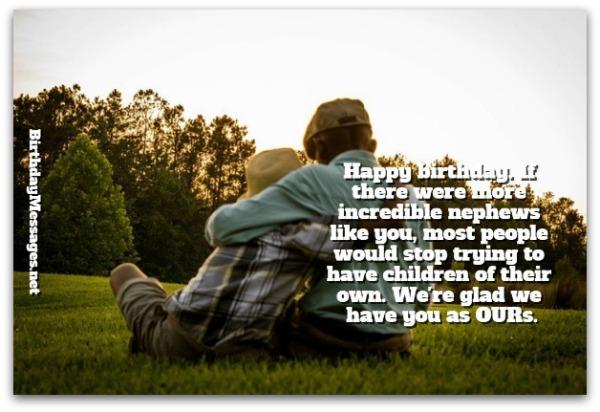 Nephew Birthday Wishes - Birthday Messages for Nephews